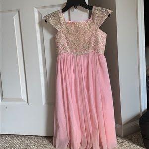 Dorissa Little Girls Dress